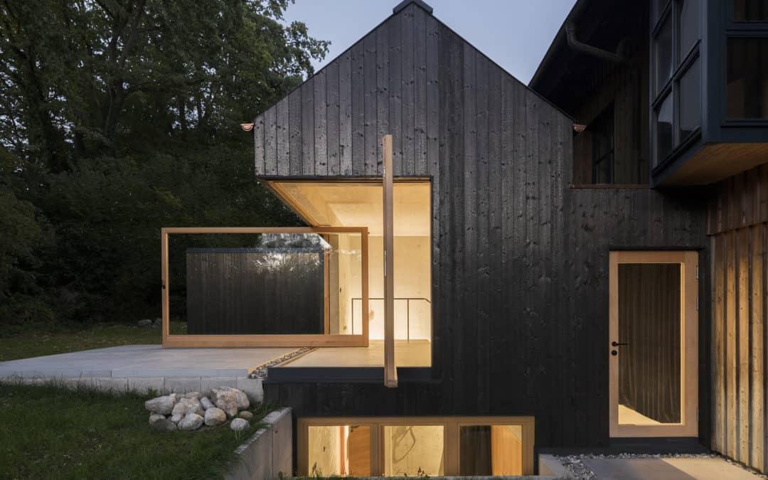 max40 – BDA Architekturpreis für Junge Architektinnen und Architekten