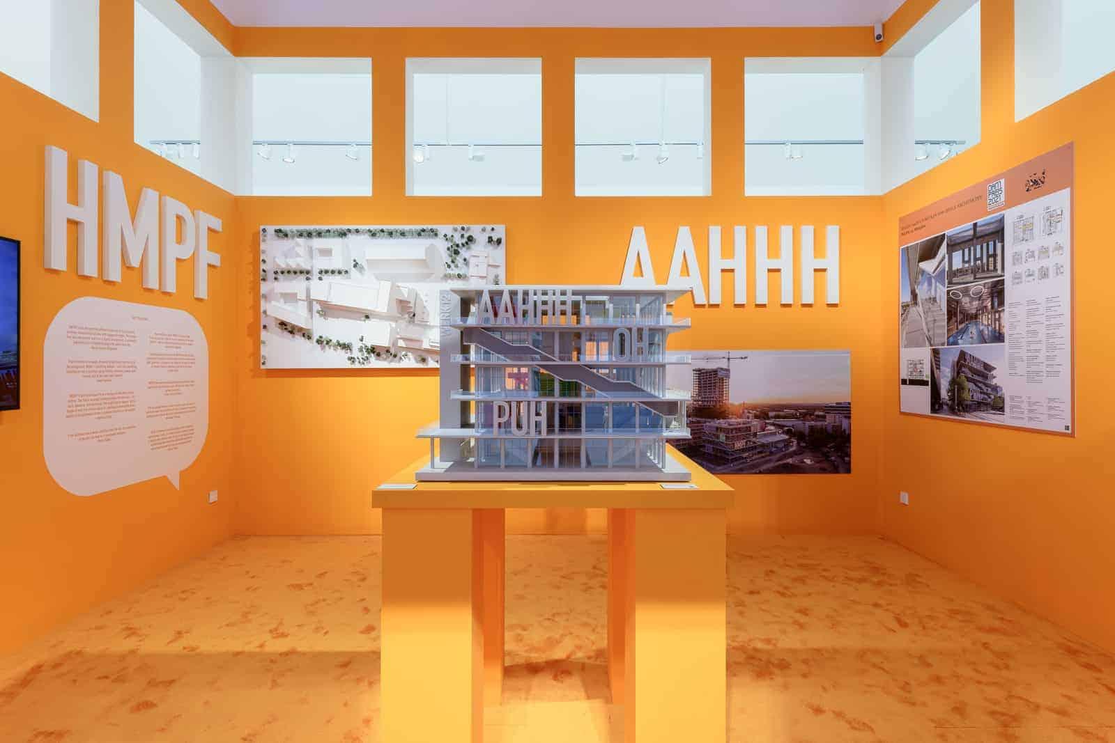 Ausstellung DAM Preis 2021