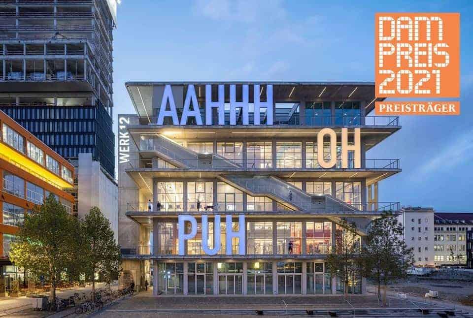 JUNG Lectures. DAM Preis 2021 – Preisträger