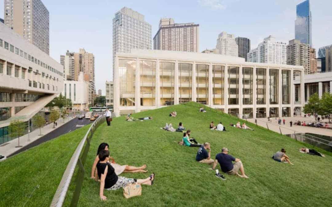 Einfach Grün Talk: Klima und Stadtgestaltung. Das öffentliche und private Grün.