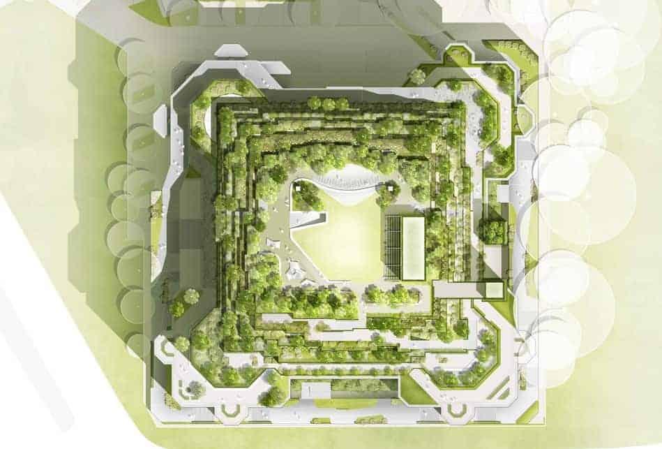 Internationale Landschaftsarchitektur Stadtgrün 3D: Die natürliche Stadt — Urbane Atmosphären und  Naturperformance