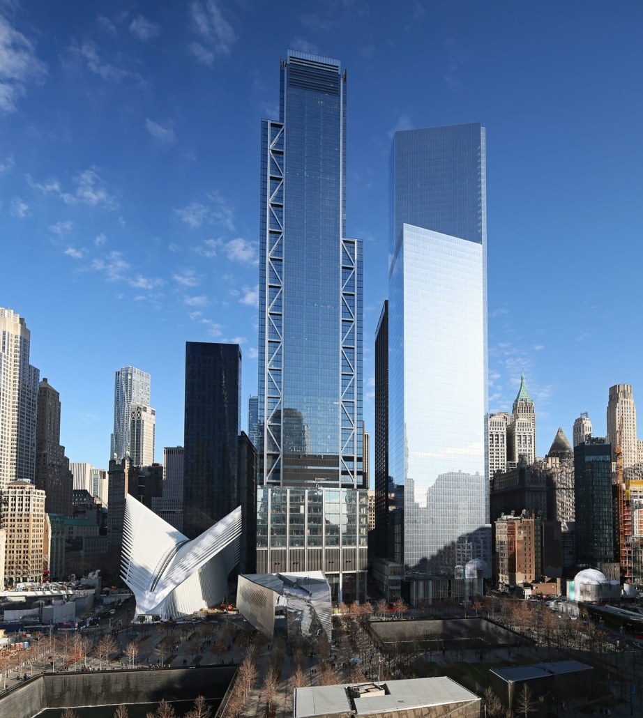 Rogers Stirk Harbour & Partners, London, Großbritannien: 3 World Trade Center, New York City, USA